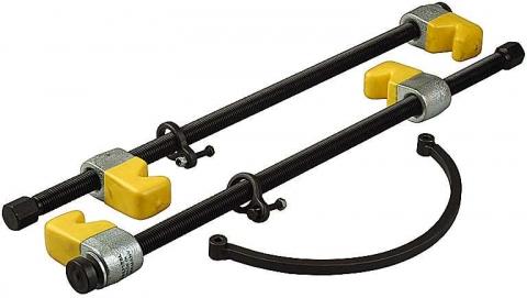 products/Компрессор Kraftool для пружин, 110-180 мм / 400 мм,1-43379-180