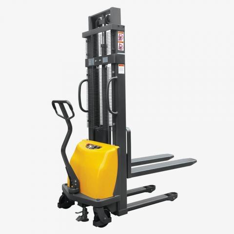 products/Штабелер гидравлический с электроподъемом TOR 2,0т 2,0м DYC2020 1001647