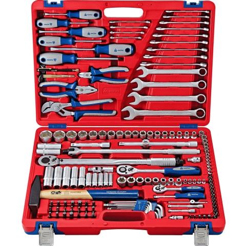 products/Набор инструментов универсальный, 146 предметов МАСТАК 01-146C