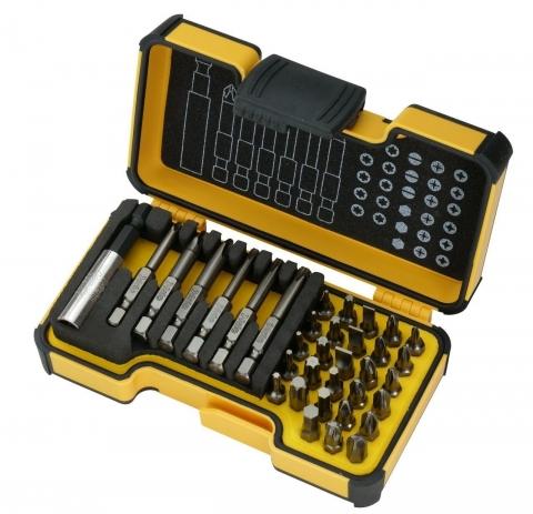 products/Felo Набор бит 35 шт в кейсе серия Industrial 02073516