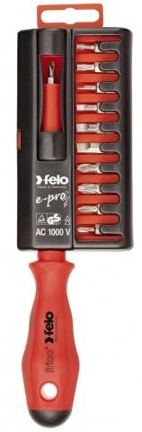products/Felo Диэлектрическая отвертка с набором бит 2091206