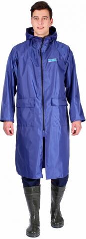products/Плащ влагозащитный Poseidon WPL (Нейлон/ПВХ,225), синий, Факел арт. 87458426
