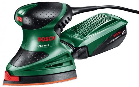 products/Мультишлифмашина Bosch PSM 160 A (0603377020)