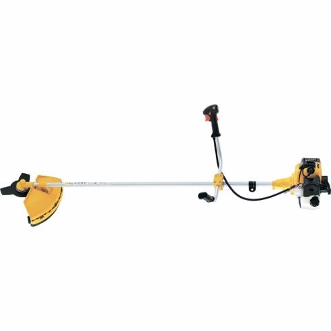 products/Триммер бензиновый Denzel GT-430, состоит из 2 частей, 1,3 кВт, 42,7 см3 (диск + катушка) (арт. 96207)