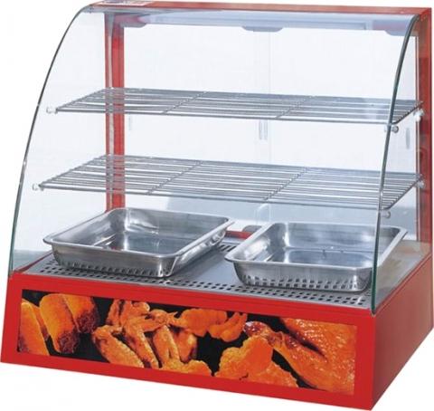 products/Витрина GASTRORAG HW-2P настольная, тепловая