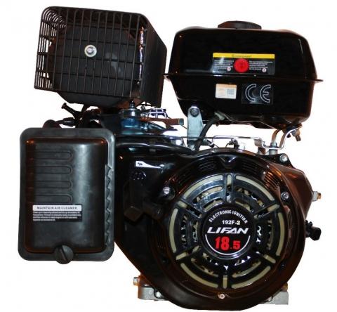 products/Бензиновый двигатель Lifan 192F-2 (18,5 л.с.)