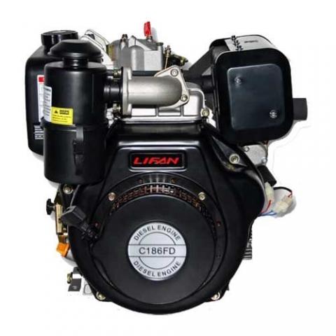 products/Двигатель дизельный LIFAN C186FD 6А (10 л.с.)
