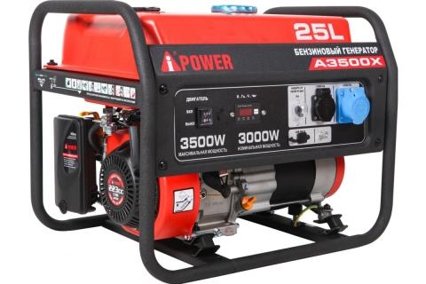 products/Бензиновый генератор A-iPower A3500X 20104
