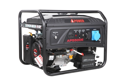 products/Бензиновый генератор A-iPower lite AР5500E, арт. 20205