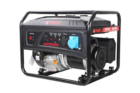 products/Бензиновый генератор A-iPower lite AР6500, арт. 20206