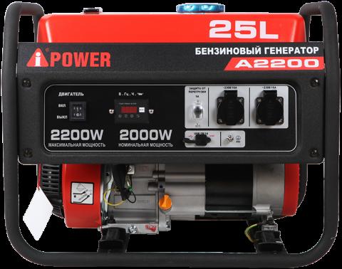 products/Портативный бензиновый генератор A-iPower A2200