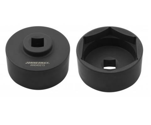 "products/AN040213 Jonnesway Торцевая головка 3/4""DR, 80 мм, для демонтажа крышки шкворня передней подвески грузовых автомобилей VOLVO FH12"