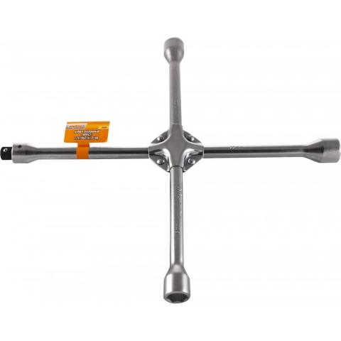 """products/A90003 Ombra Ключ баллонный крестообразный 17х19х21х22 мм, вставка 1/2""""DR"""