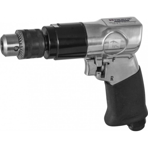 products/RAD1018 Thorvik Дрель пневматическая с реверсом 1800 об/мин., патрон 1-10 мм
