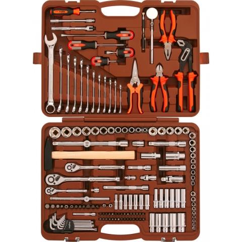 "products/OMT150S Ombra (OMT150S18) Набор инструмента универсальный 1/4"", 3/8"" и 1/2""DR,150 предметов"