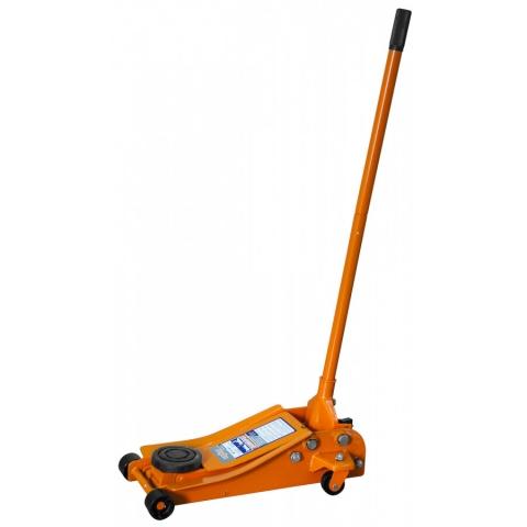 products/OHT233 Ombra Домкрат подкатной 3 т. гаражный с уменьшенной высотой подхвата, 90-458 мм