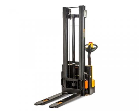 products/Штабелер гидравлический с электроподъемом TOR 2,0т 2,5м DYC2025 1001648