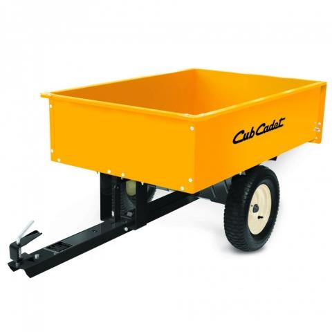 products/Прицеп металлический Cub Cadet 450 кг