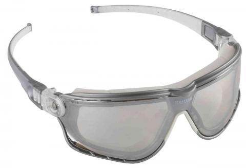 products/KRAFTOOL SG-5H Прозрачные,очки защитные открытого типа, 110305 двухкомпонетные регулируемые дужки, непрямая вентиляция.