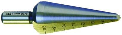 products/Сверло коническое HSS 26/40 длина 85 Bucovice (542400)