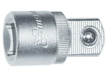 products/Переходник 1/4 х 3/8 дюйма, CrV, полированный хром MATRIX MASTER