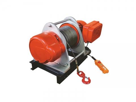 products/Лебедка электрическая TOR KDJ 1004490 5,0 т 70 м 380V