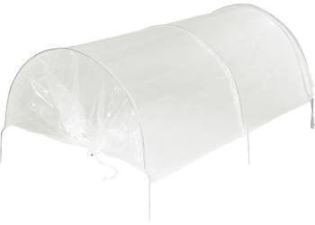 products/Парник тоннельн. типа 0,6х4м (60г/кв.м. укрывной материал, дуги из стального прутка) PALISAD