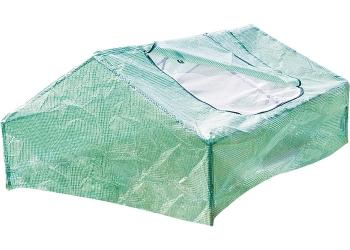 products/Мини-парник садовый разборный, покрытие - армированная плёнка 180х142х80см PALISAD