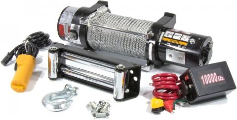 products/Автомобильная электрическая лебедка Denzel 4.5 т 12 В (арт. 520505)