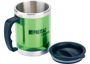 products/Термокружка с крышкой-поилкой в пластиковом корпусе, 300 мл PALISAD Camping
