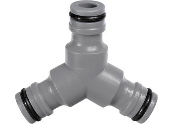 products/Тройник для разветвления или соединения штуцерный PALISAD LUXE
