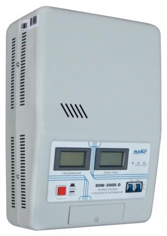products/Стабилизатор напряжения навесной RUCELF SDW- 3000-D