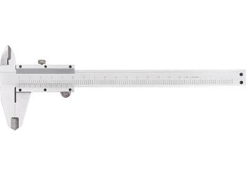 products/Штангенциркуль, 150 мм, цена деления 0,02 мм, металлический, с глубиномером MATRIX 316315