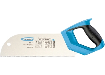 products/Пила для фанеры с запилом Piranha,300 мм/1 дюйма,11-12 TPI,зуб 3D,каленый зуб,двухкомп.рукоятка GROSS