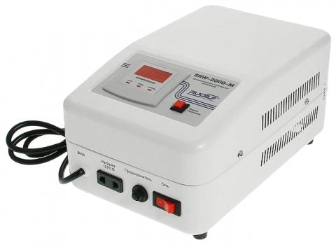 products/Стабилизатор напряжения релейный RUCELF SRW- 2000-M