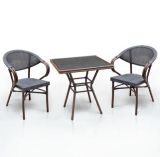 products/Комплект мебели 2+1 T130/D2003S 70x70 2Pcs