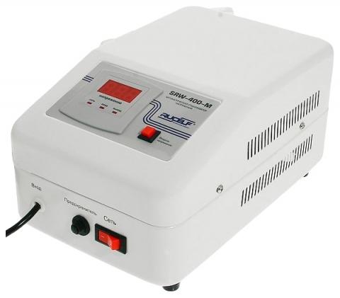 products/Стабилизатор напряжения релейный RUCELF SRW-400-M