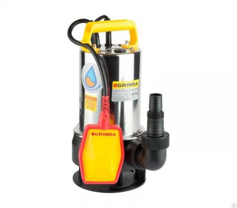 products/ Насос погружной Grinda GSPP-165-6, для грязной воды