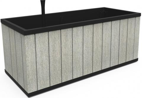products/Кашпо Keter Sequoila Duotech Large Planter (коричневато-серый) (SAP 242909)