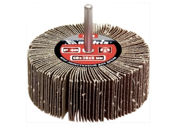 products/Круг лепестковый для дрели, P 60, 80 х 40 х 6 мм MATRIX