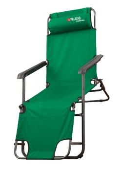 products/Кресло-шезлонг двухпозиционное 156*60*82cm PALISAD Camping