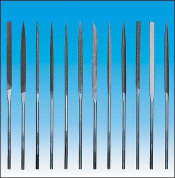 products/Набор из 12 надфилей в виниловом футляре 1 AJAX 286 213 92 1400