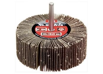 products/Круг лепестковый для дрели, P 40, 80 х 30 х 6 мм MATRIX