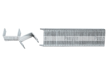 Скобы, 8 мм, для мебельного степлера, закаленные, тип 140, 1000 шт. MATRIX MASTER
