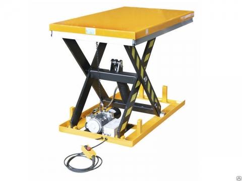products/Стол подъемный стационарный TOR HW2007 1003063 г/п 2000кг, подъем 250-1400мм