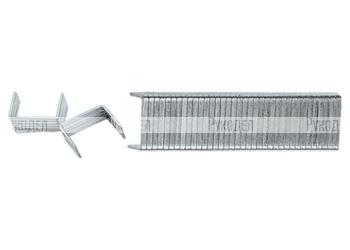 Скобы, 12 мм, для мебельного степлера, закаленные, тип 140, 1000 шт. MATRIX MASTER