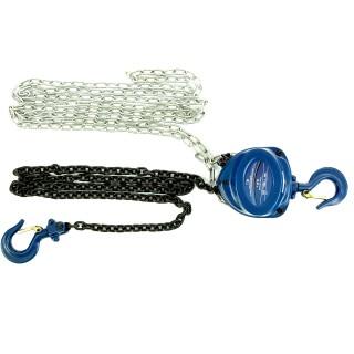 products/Таль цепная, 2 т, h подъема 2,5 м, расстояние между крюками 400 мм// Stels,51946