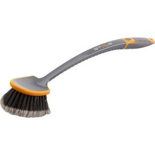 products/Щетка для мытья автомобиля с двухкомпонентной рукояткой// Stels,55223