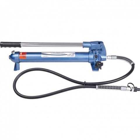 products/Насос гидравлический со шлангом для 10-тонной растяжки// Stels,51358