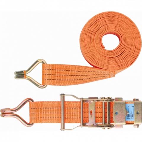 products/Ремень багажный с крюками, 0,05х10м, храповый механизм, Россия// Stels,54387